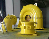 Medio Hydropower Station Francis Turbine Hydroelectric Generator Low e Medium Head ()/Hydropower/Hydro (Water) Turbine di 20-45 Meter