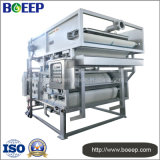 Filtre-presse pharmaceutique de courroie de densité de traitement des eaux résiduaires