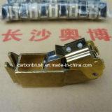 바람 발전기 카본 브러쉬를 위한 10X25 카본 브러쉬 홀더