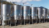 4000L Stainless Steel Milk Storage Tank (ACE-CG-R1)