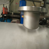 Água do contracorrente do aço inoxidável para arejar o cambista de calor