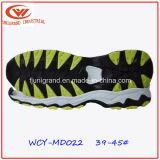 Sola de Outsole EVA da sapatilha dos homens e das mulheres da forma