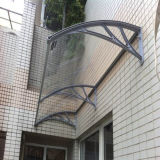 Polycarbonat-im Freienkabinendach-Balkon-Markisen-Entwurf