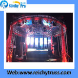 Round di alluminio Truss per il relè di Event Lighting