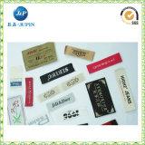 Het douane Geweven Etiket van de Kleding van het Etiket van de Stof van het Etiket voor Kledingstuk (JP-CL121)