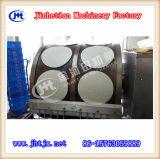 Samosaのペストリー機械(ガスか電気暖房)