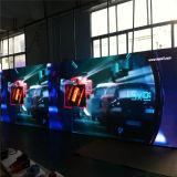 La publicité de l'Afficheur LED d'intérieur de la matrice de points P7.62