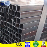 40*80 l$signora Black Rectangular Pipe, tubo di Retangle