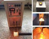 Piccola strumentazione di fusione dell'oro di induzione ad alta frequenza