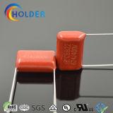 Capacitor da película do Polypropylene (CBB21) para a longa vida das lâmpadas