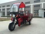 Motocicleta quente 150cc de três rodas