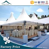 庭Partyのための高いPeak 6X6m Wedding Pagoda Gazebo Tent