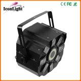 Licht der Stinger-Art-DMX des Ton-acht der Augen-LED Moonflower (ICON-A039E)
