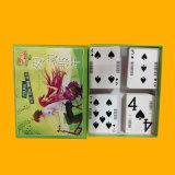 Карточки печатание полного цвета играя с коробкой верхней части и дна