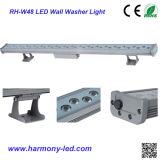Indicatore luminoso lineare della costruzione della striscia esterna di illuminazione LED