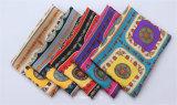 Lenços conservados em estoque de seda Pocket do quadrado 100%