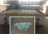 4 Scherpe Machine van de Straal van het Water van de as de Schurende voor Glassnijden met de Certificatie van Ce