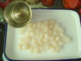 Longan enlatado 567g no xarope de China