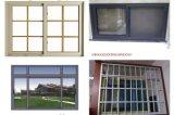 Facendo scorrere il portello di piegatura francese Windows di alluminio commerciale