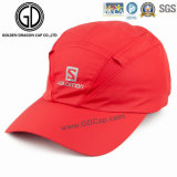 Sports confortables imperméables à l'eau de polyester en gros ou fait sur commande emballant le chapeau