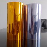 Золотистая серебряная твердая пленка PVC для косметической упаковывая коробки волдыря