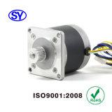 CCTVの機密保護のモニタのための57のmmのステップ電気モーター