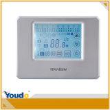Связанный проволокой термостат, топление воды, термостат экрана касания
