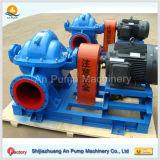 QS Pomp van het Omhulsel van het type de Gespleten met de Basis van de Motor en van de Pomp