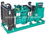 Power 50kw 63kVA 50Hz Yuchai Diesel Engine Diesel Generatorを結合しなさい