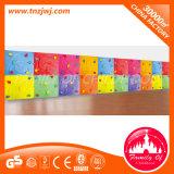 Jardín de infancia de escalada suave pared de dibujos animados de juguete de escalada