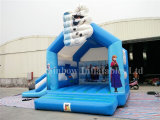 Saleのための虹Frozen Bouncy Castle