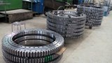 Três Row Roller Slewing Ring para Concrete Pump Truck