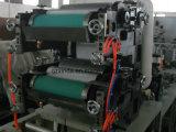 Equipamento de dobramento gravado inteiramente automático do guardanapo do tecido da máquina de papel do Serviette
