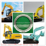 Light와 Medium Duty Crane를 위한 단 하나 Row Ball Four Point Contact Ball Slewing Bearing