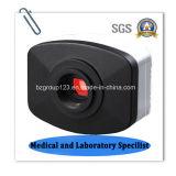 Câmara digital elevada do microscópio do CMOS USB2.0 da definição