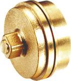 Coupling de cobre amarillo Fitting (A. 0337)