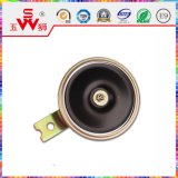 115dB Black Disk Electric Horn для Motor Parts