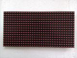 P10 singolo modulo Semi-Esterno di colore rosso LED