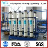 Sistema di purificazione di acqua di ultrafiltrazione di uF