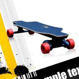 Rad-elektrisches Skateboard Longboard der Form-4 mit Fernsteuerungs