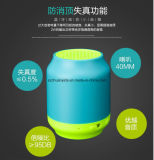 2017 고품질 및 디자인을%s 가진 최신 품목 Bt25 소형 둥근 Bluetooth 스피커