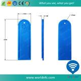 Alta modifica lavabile della lavanderia del silicone RFID di Qulaity PPS