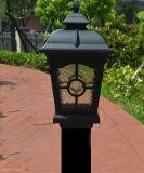 luz nova do projeto 24W para a iluminação do jardim ou do gramado