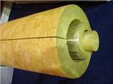 Lãs de pedra para o fabricante da isolação de Rockwool da tubulação