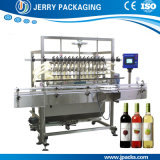 Condimentos automáticos & máquina de engarrafamento de engarrafamento líquida do vinagre & do vinho & do álcôol