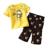 De T-shirt van de Kinderen van het Meisje van de manier in Jonge geitjes kleedt sgt-076