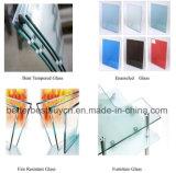 Finestra di alluminio dell'oscillazione del certificato del Ce con vetro Basso-e