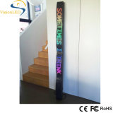 P7.62mm Video Panel Flexible LED Advertizing Screen Sign Programing Number Dight Display