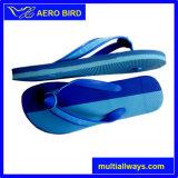 デザインストラップが付いている簡単な偶然のPEのスリッパのサンダルの靴