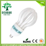 Lampada di risparmio di energia del loto CFL di alta qualità E27 B22